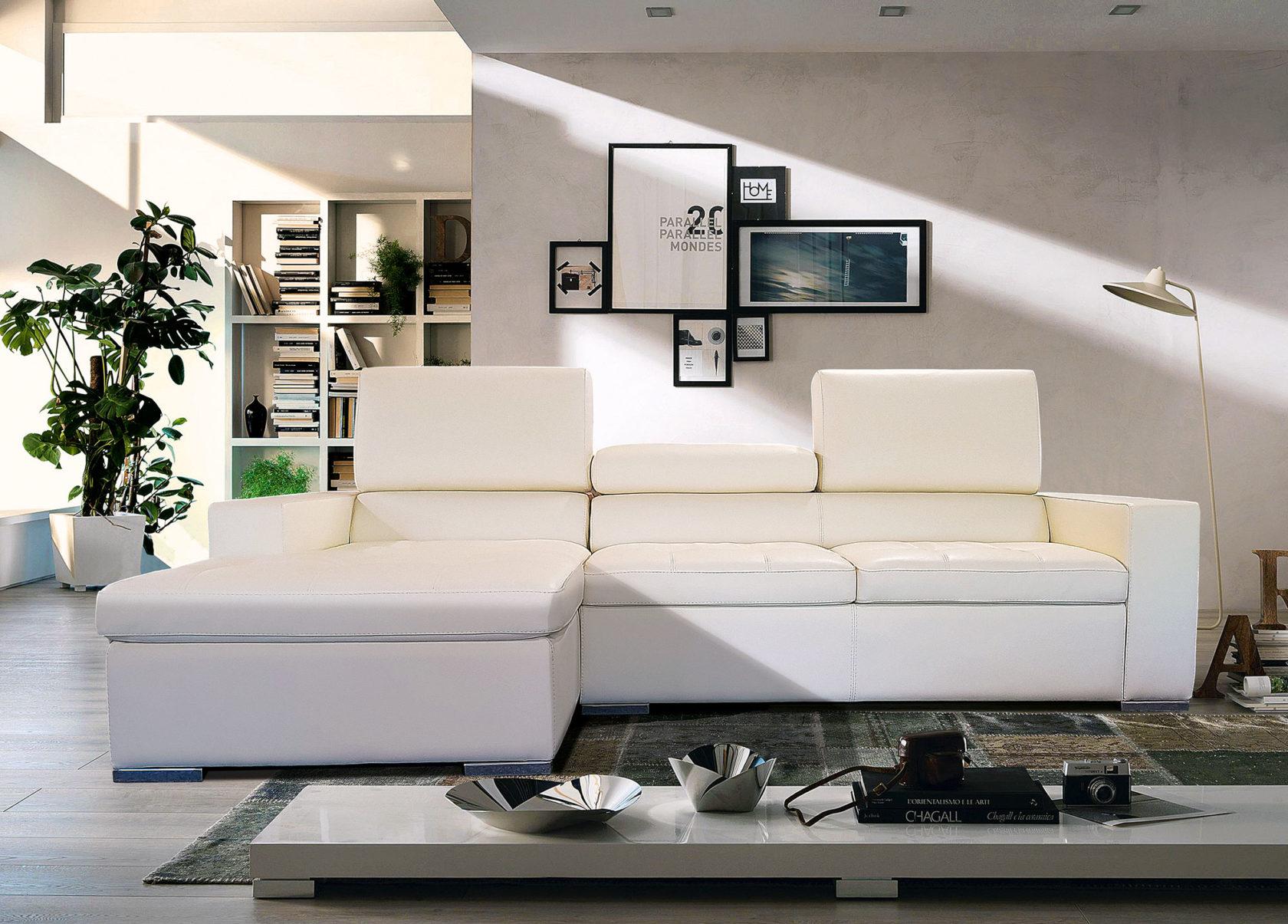 Divani moderni su misura per casa - Loran Salotti